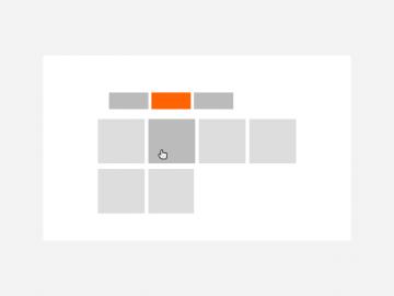 advanced tabs widget